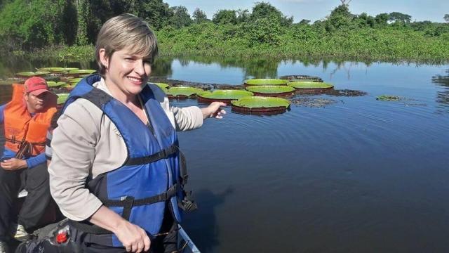 O Pantanal é o destino das repórteres Claudia Gaigher e Eunice Ramos no programa que o 'Globo Repórter' reexibe nesta sexta-feira, dia 29