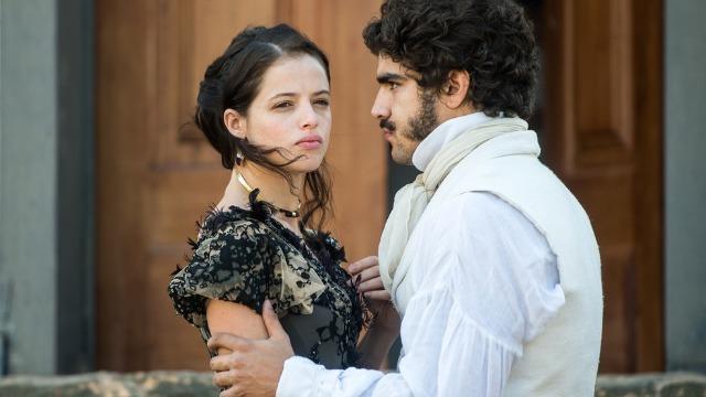 Joaquim descobre romance de Dom Pedro e Domitila