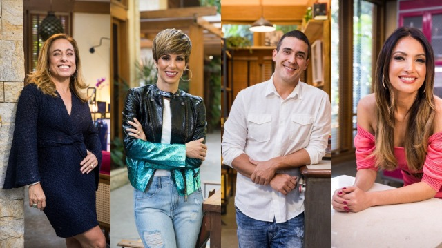 Matinal conta com participação dos ex-BBBs Juliette, Fiuk e Karol Conká, das atrizes Maria Eduarda e Fabiana Karla e da apresentadora Fernanda Gentil.