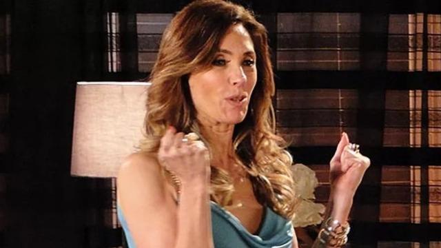 Tereza Cristina vibra ao descobrir segredo de Griselda