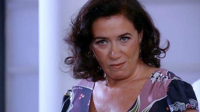 Griselda lista crimes de Tereza Cristina e ameaça vilã: 'Vou te colocar na cadeia'