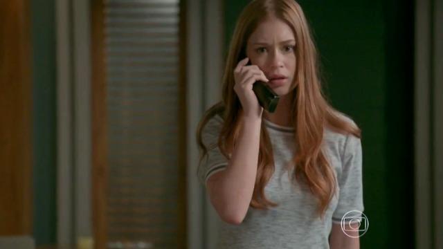 Eliza entra em pânico ao receber ligação indesejada: 'Responde seu desgraçado!'