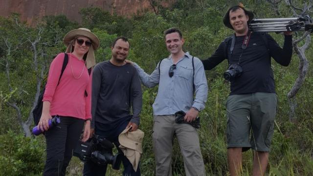 O 'Globo Repórter' reexibe nesta sexta-feira, dia 3, sua viagem ao Jalapão, região que já foi cenário de novela e encanta brasileiros e estrangeiros em busca de ecoturismo.