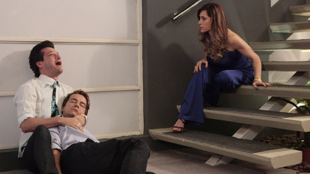 Crô revela que Fred era seu amante: 'Me deixou viúva'