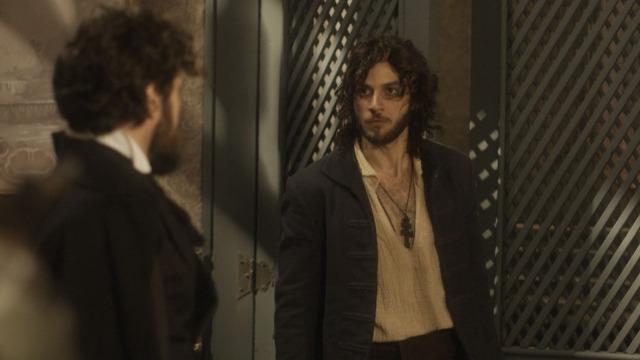 Joaquim é preso por Thomas