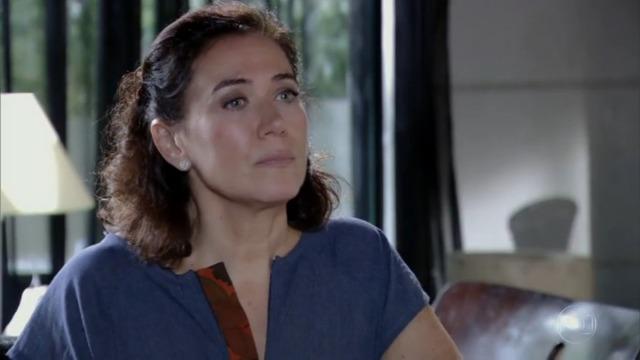 Griselda se recusa a pedir perdão a René