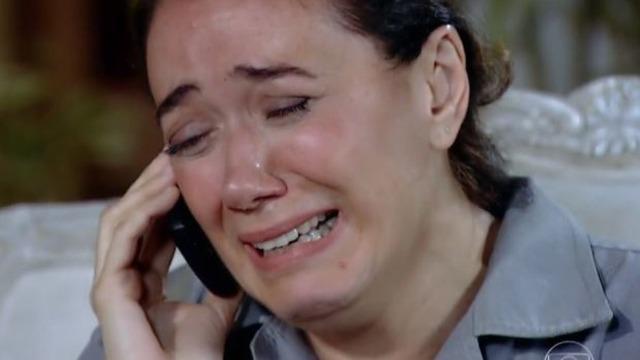 Griselda descobre que Antenor foi sequestrado