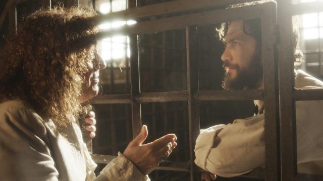 Sebastião e Thomas usam filho de Amália para desestabilizar Pedro