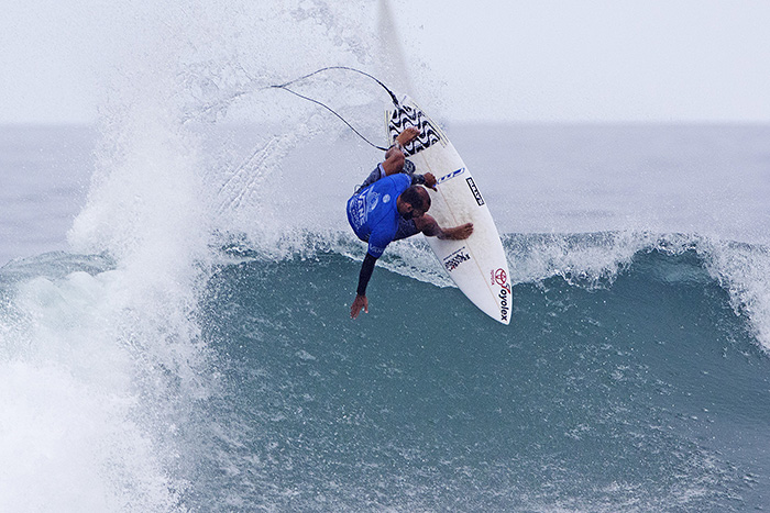 Jadson André (RN) está inscrito no evento. Foto> WSL / Kenneth Morris.