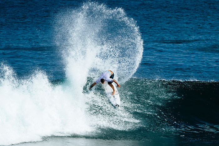 Willian Cardoso. Foto: WSL / Sloane.