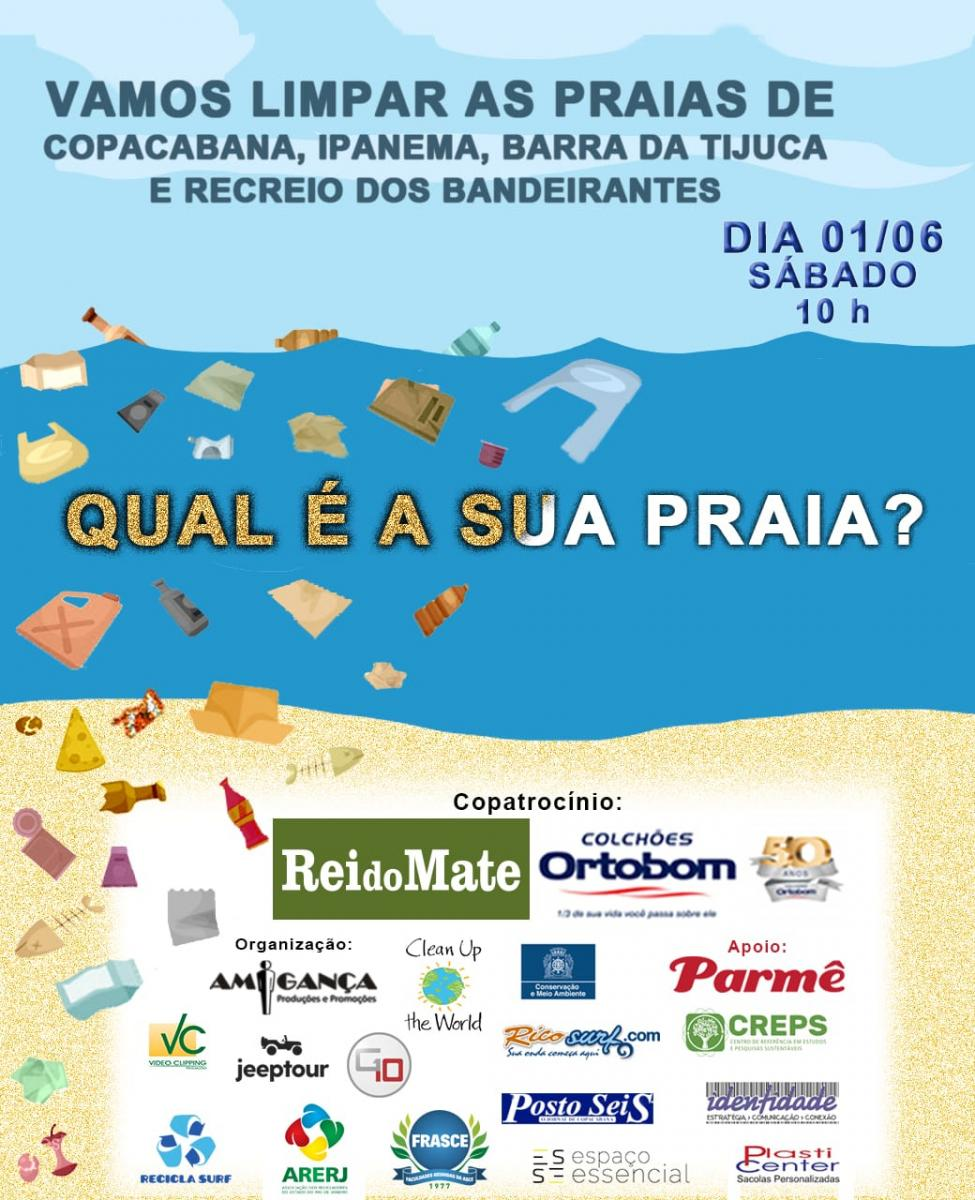 Cataz do evento.