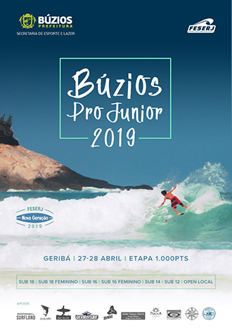 Cartaz do evento. Foto: SURFE TV @surfetv.