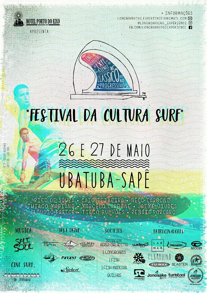 Cartaz do Festival.