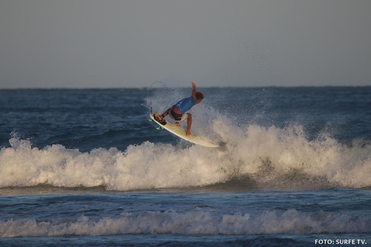 Paulo Roberto. Foto: SURFE TV @surfetv.
