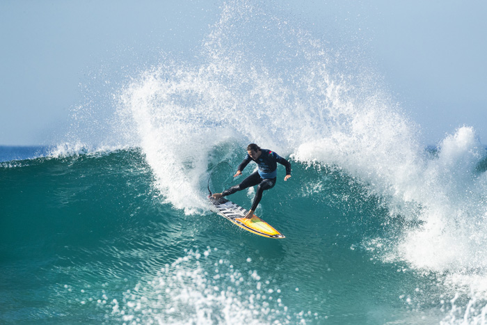 Jordy Smith. Foto: WSL / Cestari.
